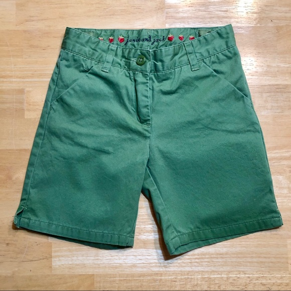 Janie and Jack Other - Janie and Jack Strawberry Shorts size 3T